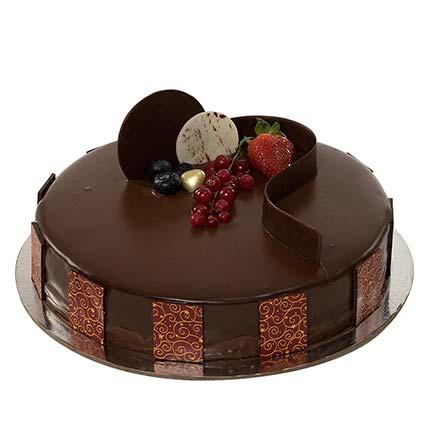 1kg Chocolate Truffle Cake JD