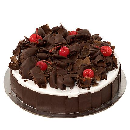 Delectable Black Forest Cake JD