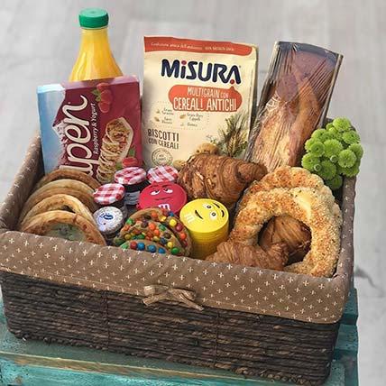 Breakfast Bundle Gift Box