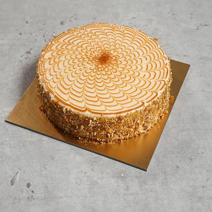 1Kg Yummy Butterscotch Cake KT