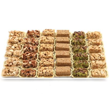 Assorted Nuts With Honey Delight 500 Gms