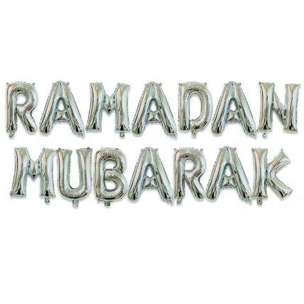 Ramadan Balloon Set
