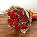 Bouquet Of 20 Red Roses KT