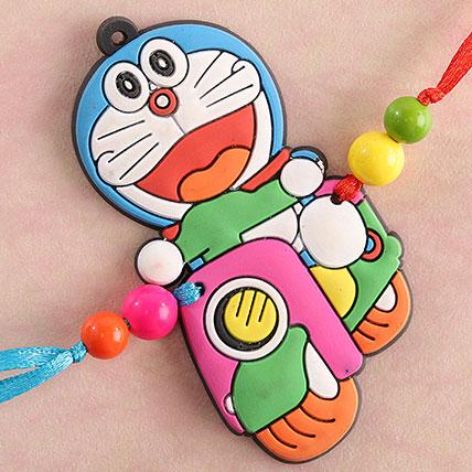 Colorful Doraemon Kids Rakhi
