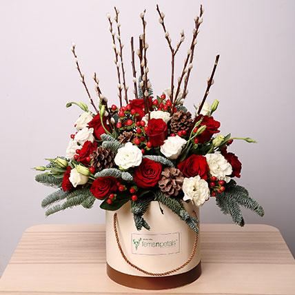 Ravishing Flower Arrangement
