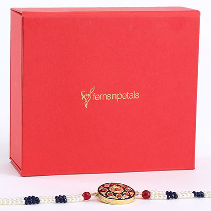 Royal Beads Rakhi