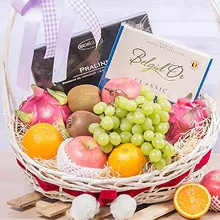 Chocolatey Fruity Pack