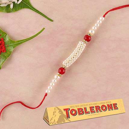 Fancy Rakhi And Toblerone Special Combo