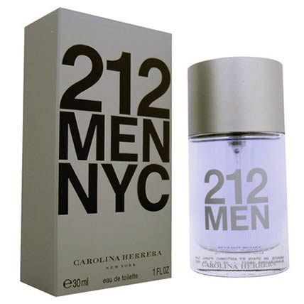 212 Men Nyc By Carolina Herrera For Men