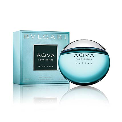 Aqva Pour Homme Marine By Bvlgari For Men Edt