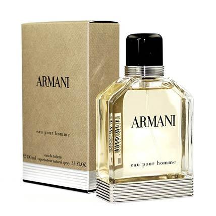 Armani Eau Pour Homme For Men Edt