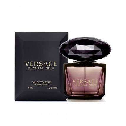 Crystal Noir By Versace For Women Edt