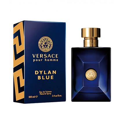 Dylan Blue By Versace For Men Edt