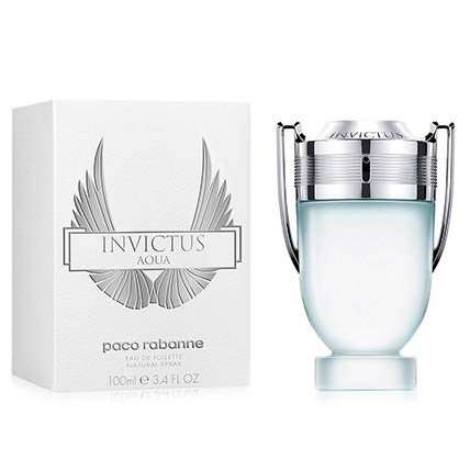 Invictus By Paco Rabanne For Men Edt