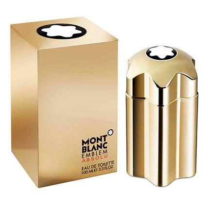 Mont Blanc Emblem Absolu For Men Edt