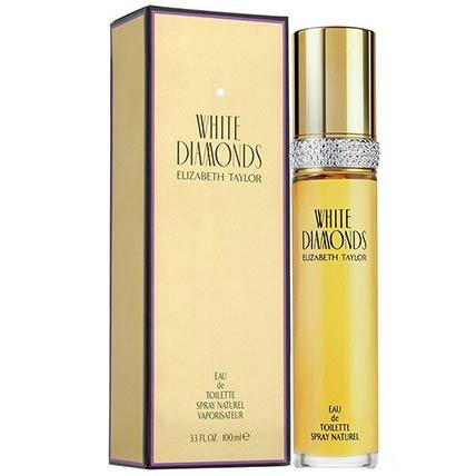 White Diamond Womens Edt By Elizabeth Taylor