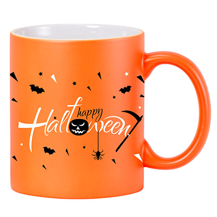 Spooky Halloween Printed Mug