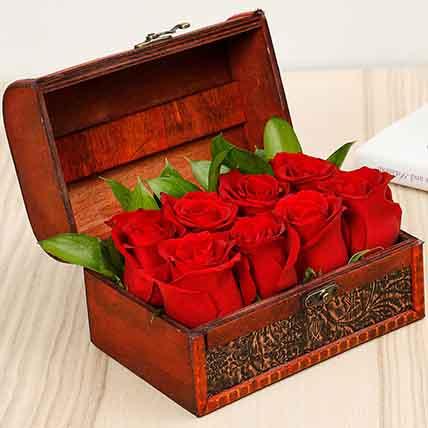 Mini Treasured Roses