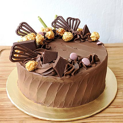 Double Chocolate Cake- 6 Inches