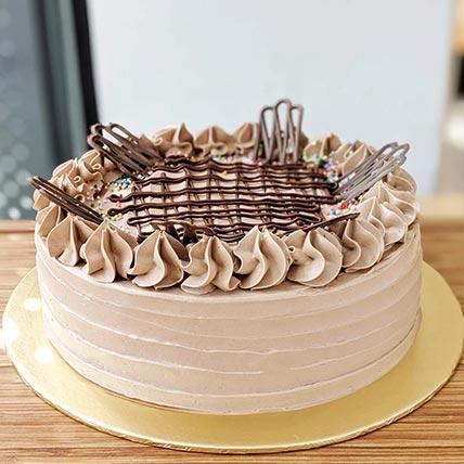 Nutella Chocolate Cake- 8 Inches