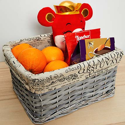Gift Hamper For New Year