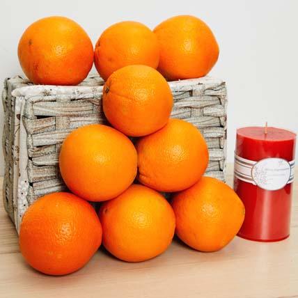 CNY fruit baskets