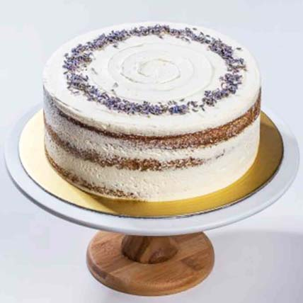 Earl Grey Lavender Cake 5 inches