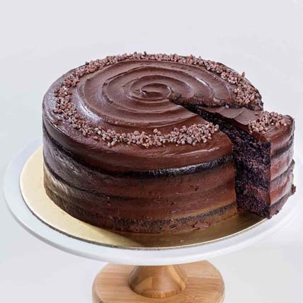 Valrhona Chocolate Truffle Cake 8 inches