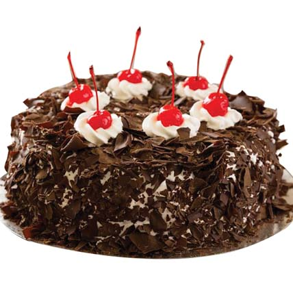 Black Forest Cake 500gm Non alcohol