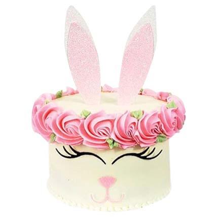 Chocolate Rabitt Birthday Cake 500gm