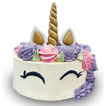 Chocolate Unicorn Birthday Cake 1kg