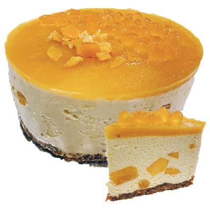 Delicious Mango Cheese Cake 500gm