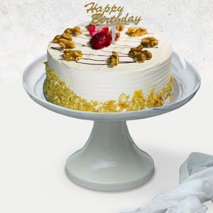 Happy Birthday coffee Cake