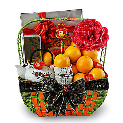 Super Abundance Vibrant Gift Hamper
