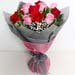 Appealing Mixed Roses Bouquet