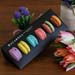 Assorted Flavorful French Macarons
