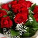 Blooming 12 Red Rose Bouquet