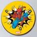 Boom Spiderman Pineapple Photo Cake