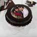 Chocolate Fantasy Photo Cake