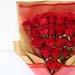 Elegant 20 Red Roses Bouquet
