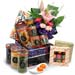 Flowers With Hamper
