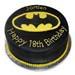 Mouthwatering Batman Cake