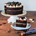 Mouth Watering Snickers Chocolate Cake