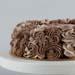 My Love Photo Chocolate Cake