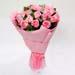 Premium 20 Light Pink Rose Bouquet
