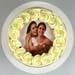 Special Bond Photo Chocolate Cake
