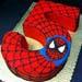 Spiderman Birthday Treat