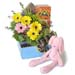 Sweet And Healthy Baby Shower Hamper