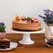 Tempting Belgian Chocolate Mousse Cake