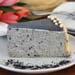 Tempting Black Sesame Crepe Cake